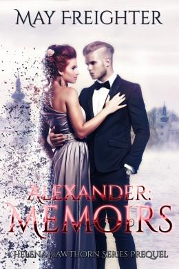 alexander memoirs merged shatter 3