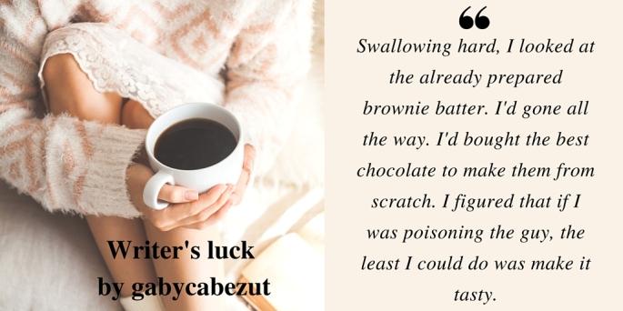Writer's luckgabycabezut