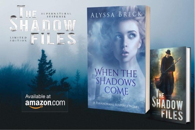 Shadow File-Shadows Come Amz Promo